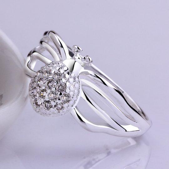 925 hõbe sõrmus-8705