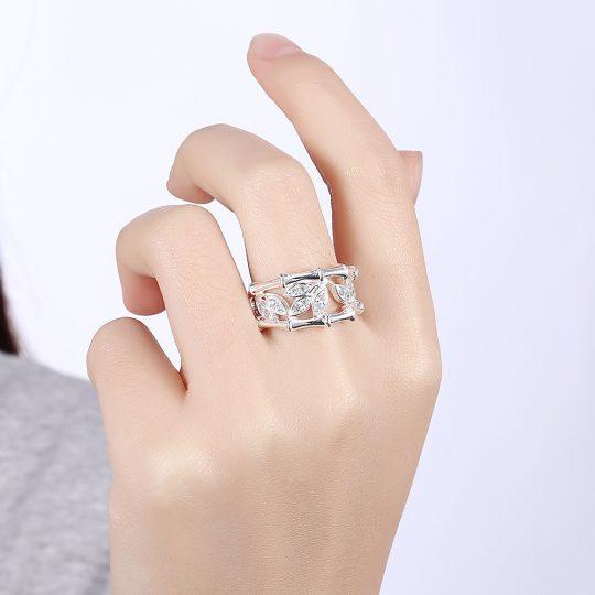 925 hõbe sõrmus-8630