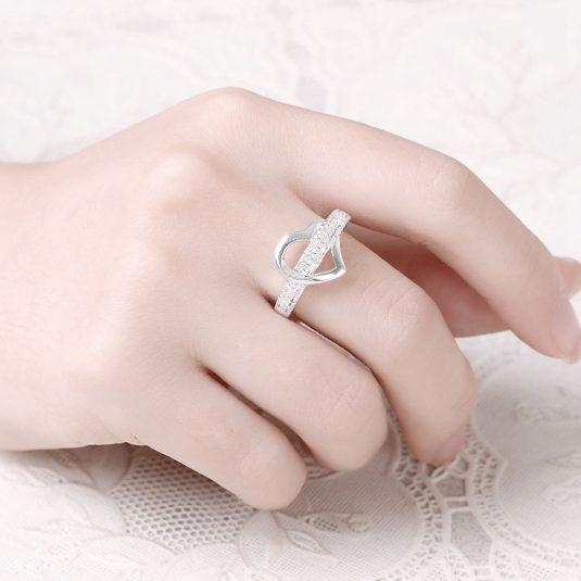 925 hõbe sõrmus-8643